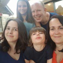 Please meet Becky Wilson; parent trustee
