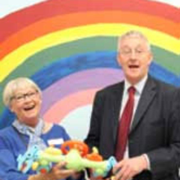 The Rt Hon Hilary Benn MP
