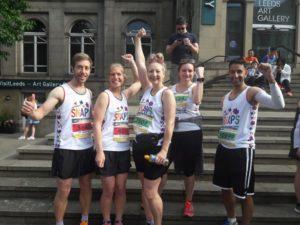 Leeds 10k runners