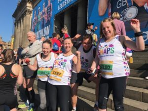 Yorkshire Marathon team