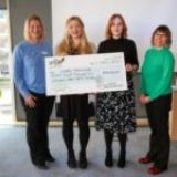 Charity snaps up a generous donation from Leeds law firm